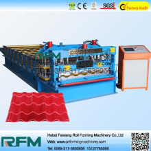 FX металлическая прессовая машина для плитки из металла