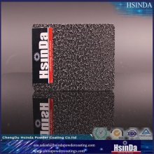 Wrinkle Textured Powder Coating Powder Paint