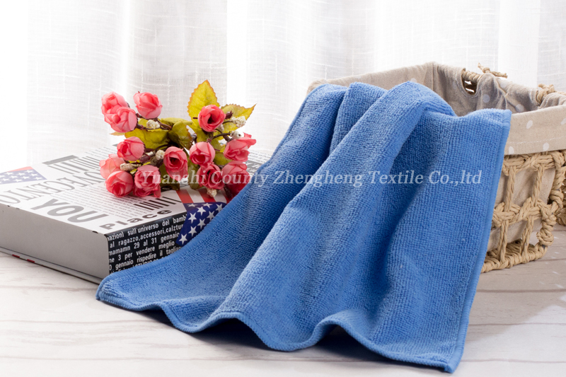 100% Polyester Microfiber Towel-020