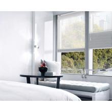 as cortinas de rolo duplas da corrente feita sob encomenda do preço de fábrica para a decoração home