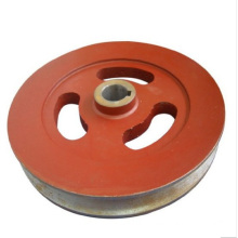 Casting Steel Crane Trolley Rail Mining Wheel