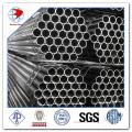 أنابيب الفولاذ المقاوم للصدأ السلس ASTM A312 الصف TP321