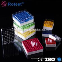 Boîte de rangement fraîche avec tiroir en plastique avec / sans couvercle