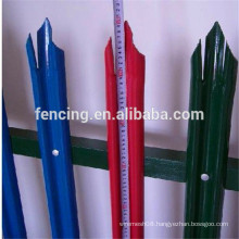 High quality With type galvanized palisade fence( Factory)