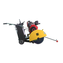 Machine de diviseur de coupe de route de ciment de lame de scie 500MM