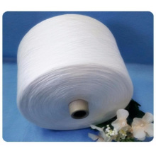 Ne 40 Raw White or Dyed Cotton/Linen Blended Yarn 55%/45%