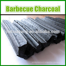 20-40 mm Machine Made Charcoal Hard Wood Charcoal Briquette