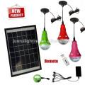 Solar-led Flash-Notbeleuchtung (JR-SL988B 9W Panel)