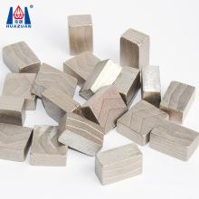 multi blade segment for granite sandstone