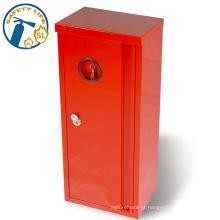double door fire cabinet/stainless steel outdoor cabinets/double door fire hose reel cabinet