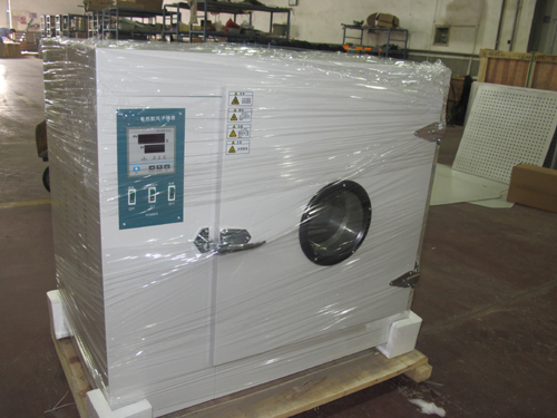 Air circulation drying oven