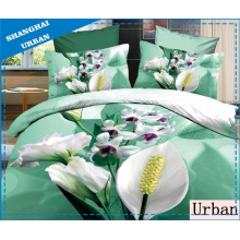 3D Print Microfiber Bedding Duvet Cover Set