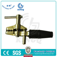 Kingq Welding Tools of British Type Earth Clamp for Welding Machine