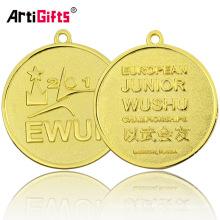 Medallion Design La Campaña de Artes Marciales Personalizó las Medallas de Zamac