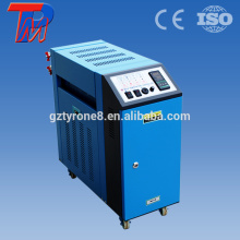Guangzhou small error plastic mould warm machine for sale
