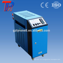 La temperatura del molde de calefacción y refrigeración personalizables regulan la máquina 2017