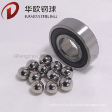 HRC60-66 High Quality Chrome Steel Material Bearing Steel Balls for Elevator