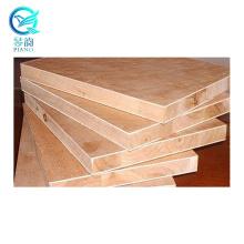 Best quality 25mm poplar laminated wood block board
