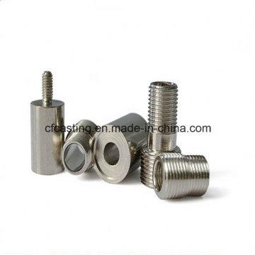Piezas de máquina de coser de parte de torno de CNC