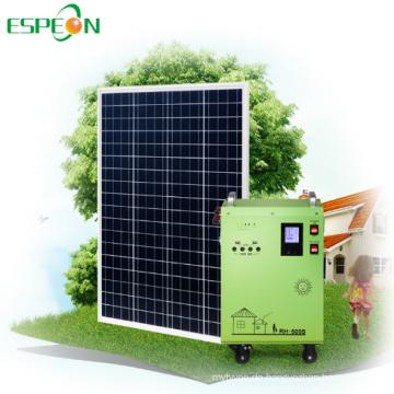 China tragbarer Solargenerator für Verkauf 100W 300W 450W