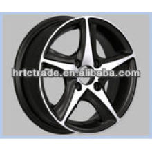 light weight oem black car rims for benz