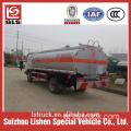 JAC 5000 liter oil transportation tank truck