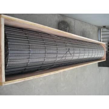 Металлической проволоки кольцо пояса сетки (сталь ss316)