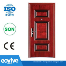 Egypt style design Safety door for homes,Steel door for homes