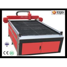 Máquina de corte del plasma del CNC del modelo de la tabla