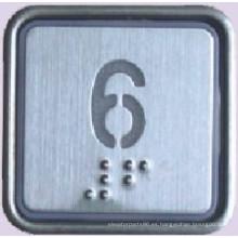 Elvator piezas, levantar piezas Push botón-Cn404