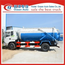 new condition 8cbm 8000L 4x2 sludge suction truck