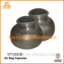 Diaphragm For Pulsating Damper For Drilling Mud Pump