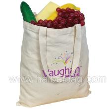Природный хлопок Tote Bag (HBCO-034)
