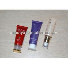 Cosmetic Soft Tubes para Loción Crema de Embalaje
