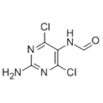 Formamide,N-(2-amino-4,6-dichloro-5-pyrimidinyl) CAS 171887-03-9