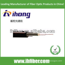 Central loose tube outdoor fiber optic cable GYXTW with high end quality