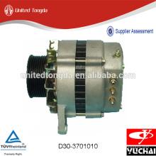 Geniune Yuchai alternador para D30-3701010