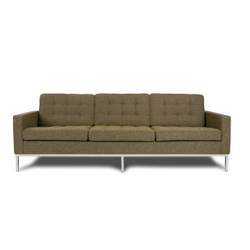 Tessuto Florence Knoll Sofa Reproduction