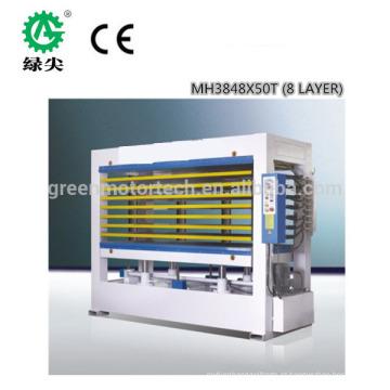 Máquina quente da imprensa do preço barato com certificação do CE