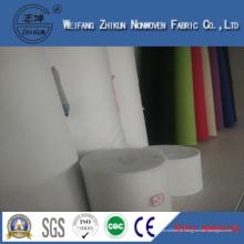 Polipropileno Branco Spun-Bond Tecido Não Tecido de Bolsas (zhikun China hotsales)