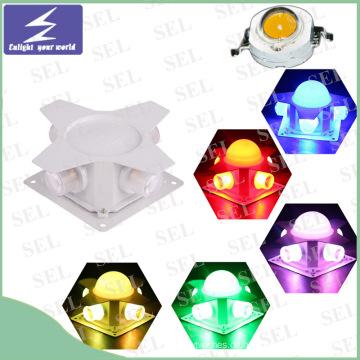 Warmes weißes LED-Punktlicht