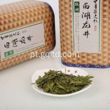 China Organic Slimming West Lake Dragon Bem Longo Jing chá verde