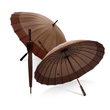 Guarda-chuvas populares do papel chinês 24k