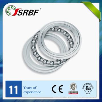 Rolamentos de esferas de pressão SRBF / rodamientos 51407 fabricados na China