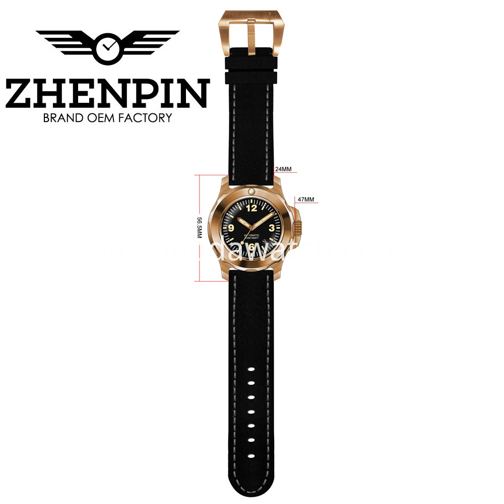 Bronze Watch For Men