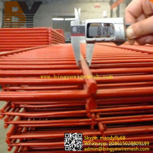 Double Loop Welded Wire Mesh