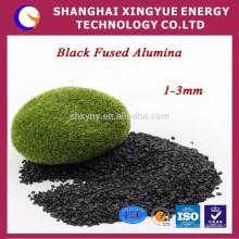 prix du marché de l'oxyde d'aluminium noir utilisé pour meuler la meule abrasive