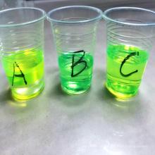 Solvente Verde 7 Usado principalmente para pintura, produtos de plástico e outras cores