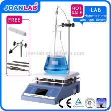 Agitador magnético digital da placa quente JOAN Lab