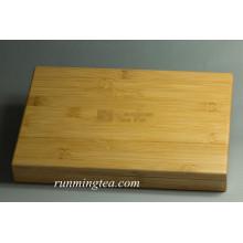 Customized bambu pequeno tamanho várias caixas